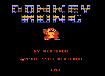 online donkey kong game