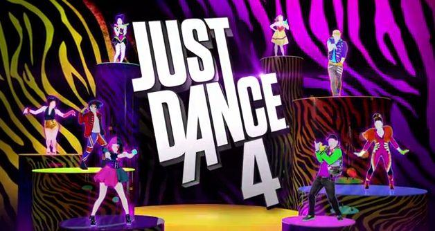 Error en Just Dance ((Leyendo el Disco))