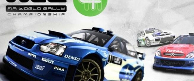 WRC4FIAWorldRallyChampionshipbanner