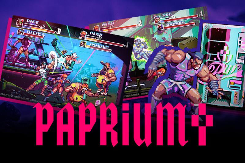 Paparium-Announced-For-Sega-Mega-Drive