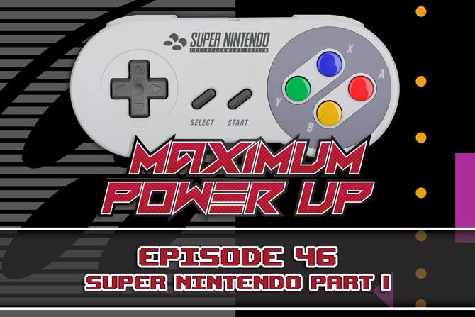 MPU Ep 46 Super Nintendo Part 1 670x447