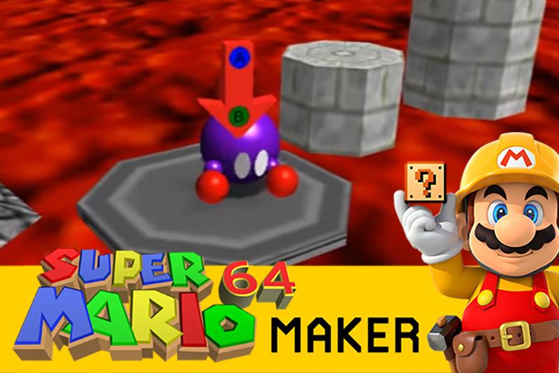 Super-Mario-64-Maker-ROM-Hack-Released