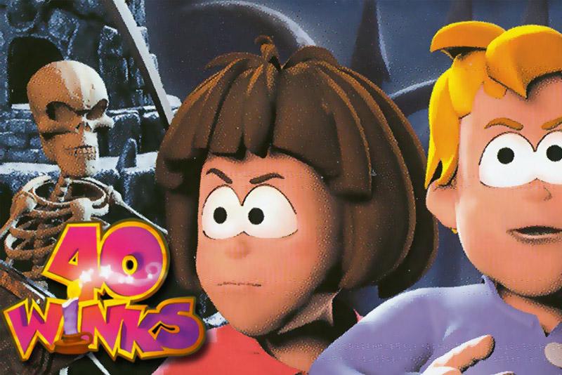 40-Winks-Nintendo-64-Kickstarter
