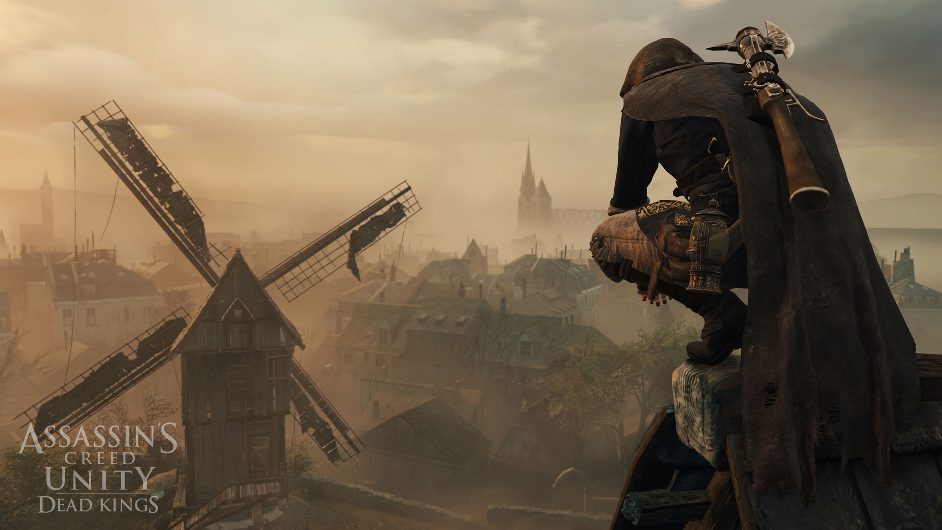 You Might Not Survive An Assassin S Creed Style Haystack Dive