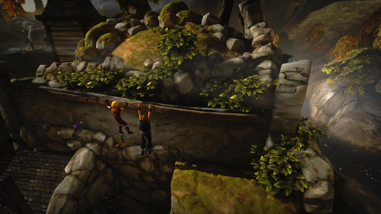 Xbox One, PS4 Getting Acclaimed Indie Game Brothers in
